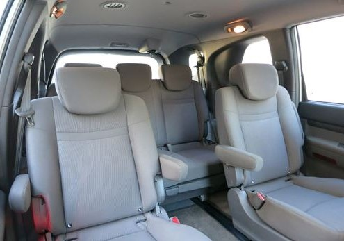big taxi - 6 - inside